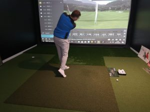 Golf Training Studio