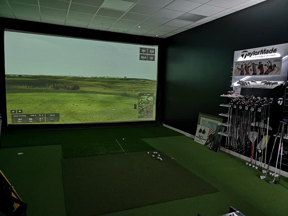 Golf Training Studio